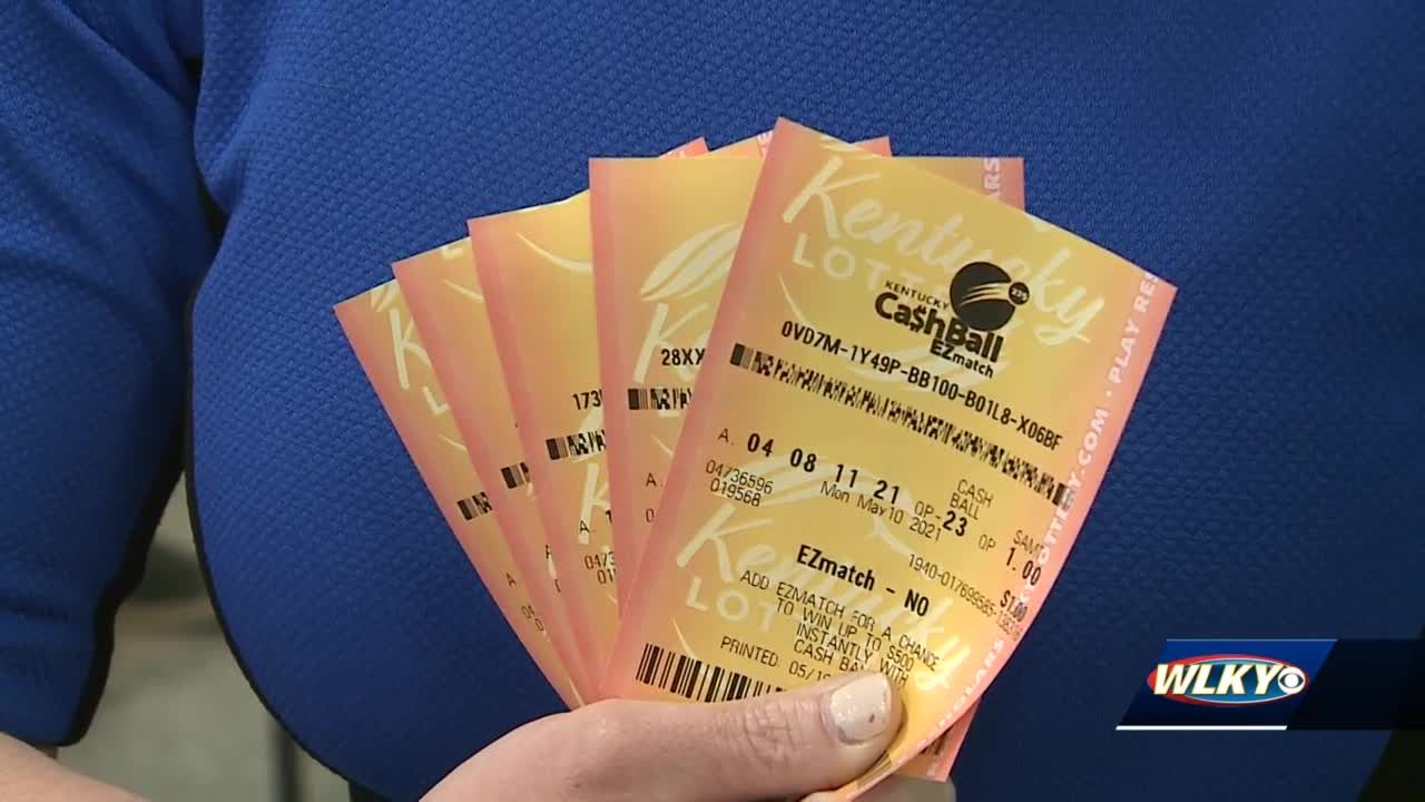 Kentucky Lottery giving away Cash Ball tickets for residents that get COVID-19 shots