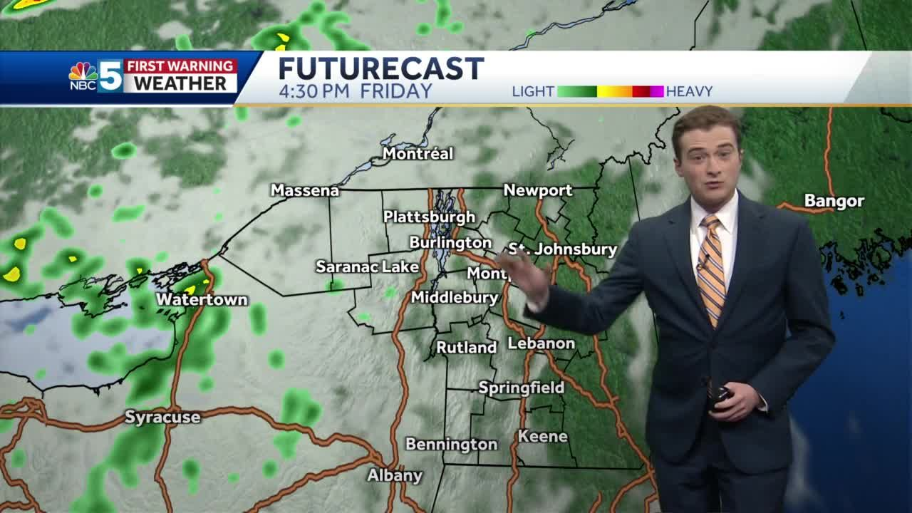 Video: Clouds return Friday (6-17-21)