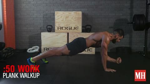 The 15-Minute Six Pack Shimmy