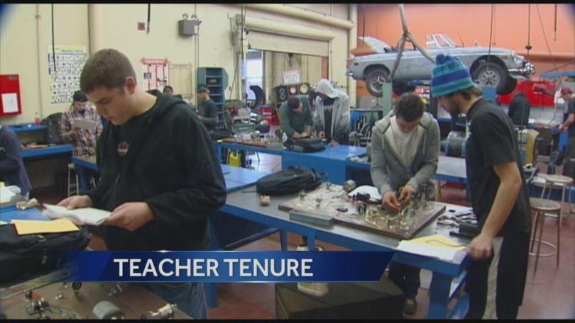 Teacher tenure fails in committee