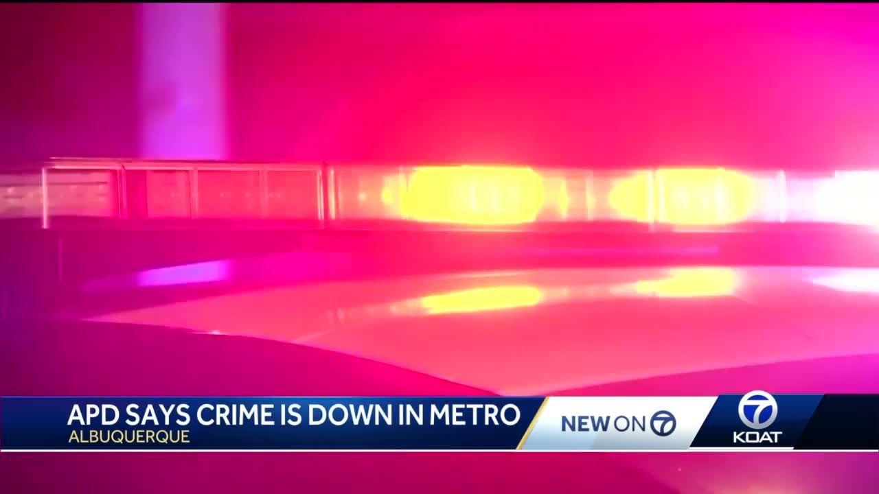 APD leaders: Crime is down in metro