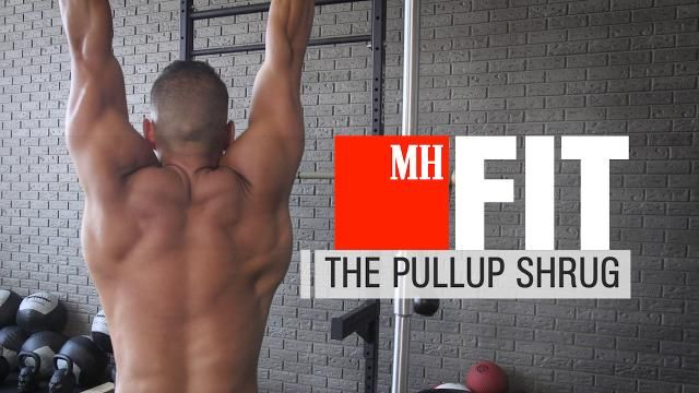 Do This Warmup to Knock Out More Pullups