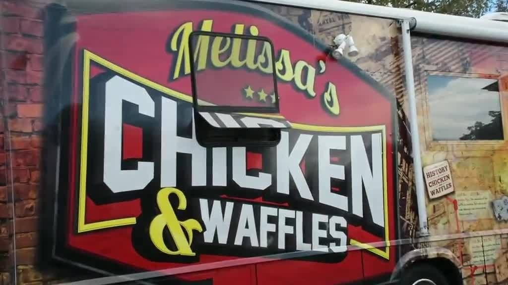 Melissas Chicken And Waffles Voted Central Floridas No 1 Food Truck