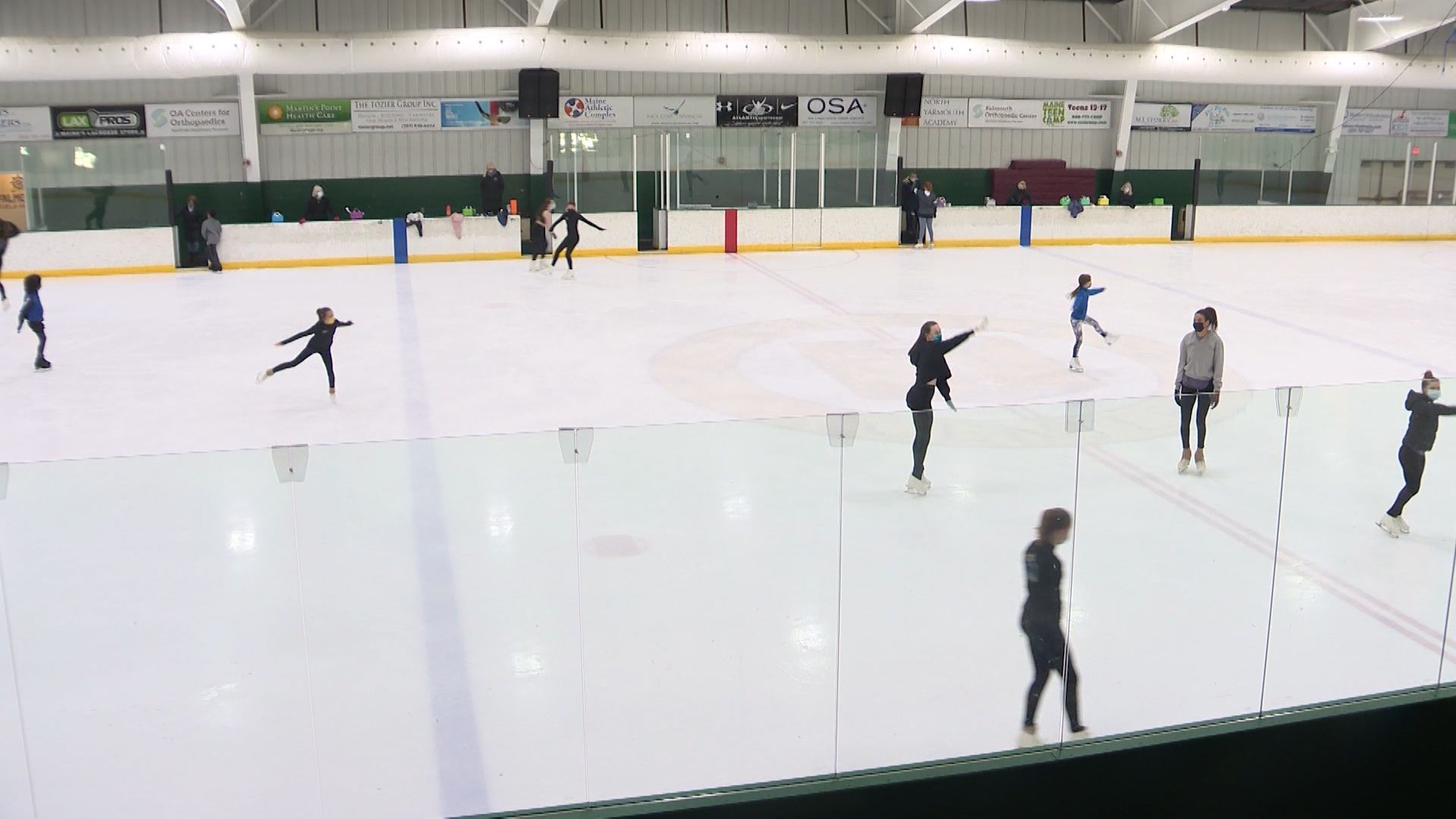 North Atlantic Figure Skating Club's spring ice show returns after COVID-19 canceled it last year