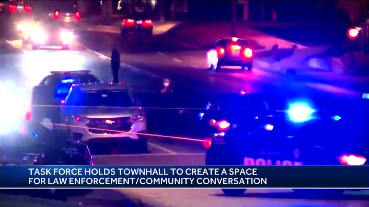 Community members sound off during virtual town hall meeting on policing in OKC