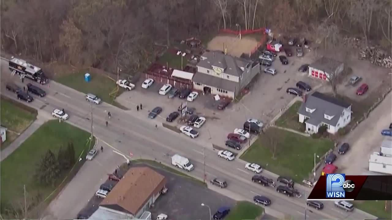 Somers bar mass shooting: 3 dead, 3 injured