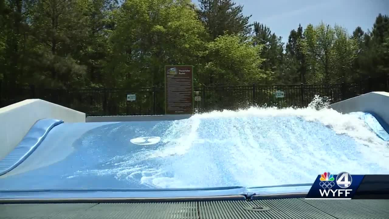 Lifeguard shortage impacting Greenville County water parks