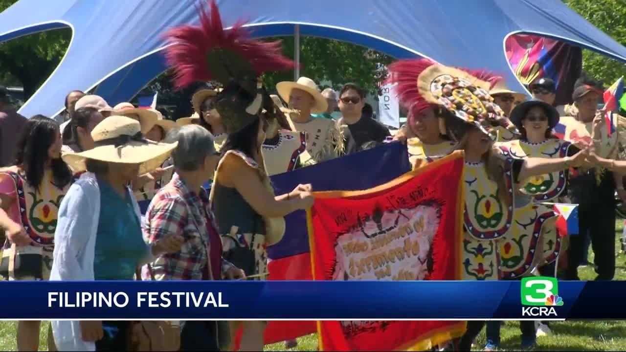 Music, dancing & great food at Filipino Festival