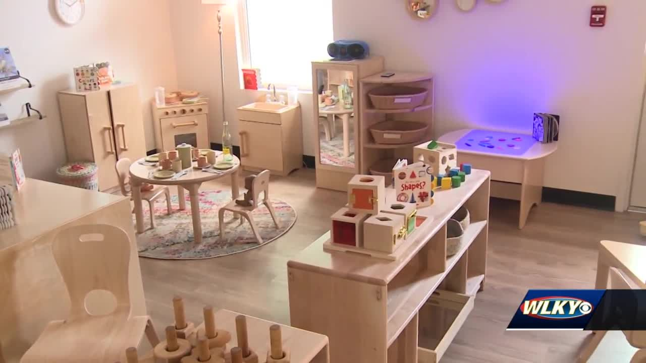 New Louisville learning academy aims to address child care shortage due to pandemic