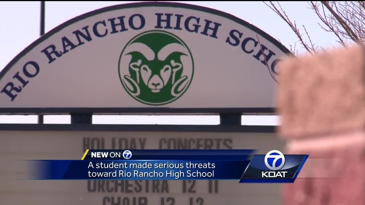 Student frightens school after making disturbing, threatening comments