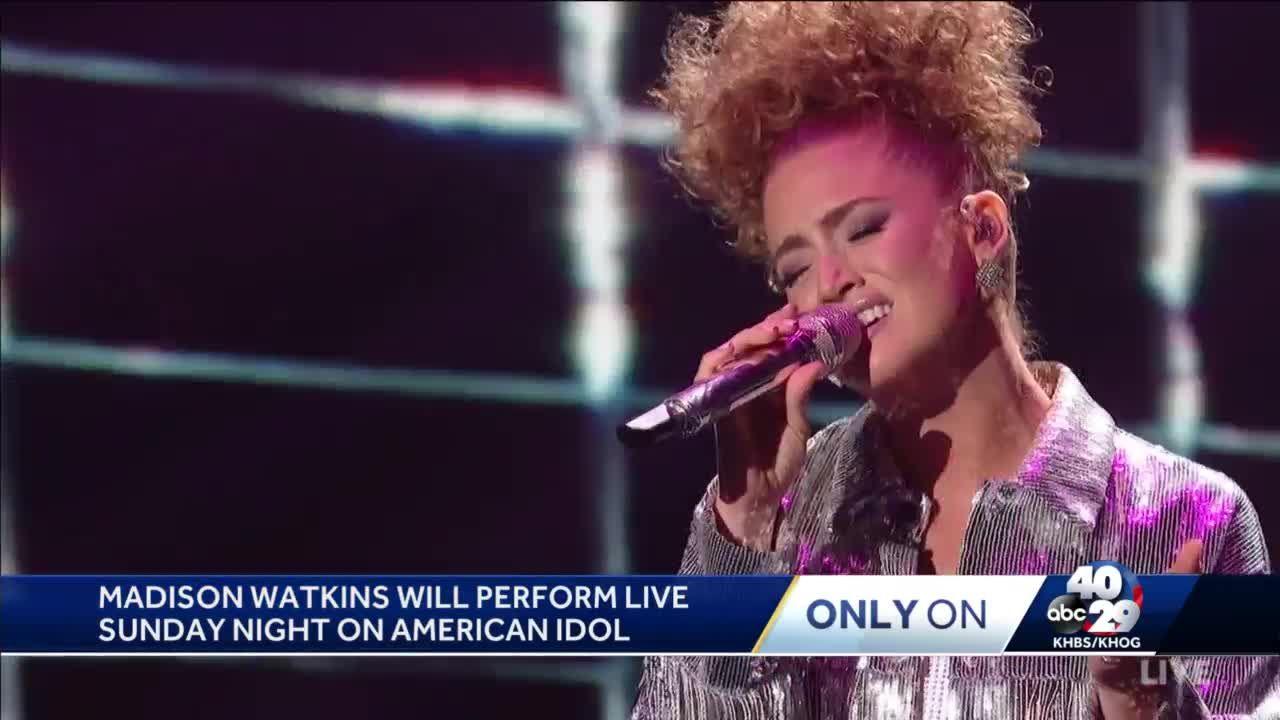 Madison Watkins wins spot in top 12 on American Idol