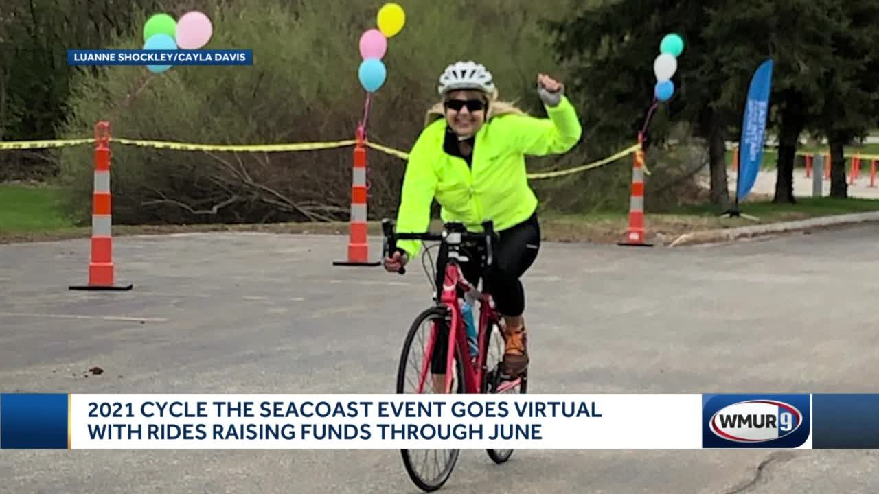2021 Cycle the Seacoast event goes virtual with rides raising funds through June