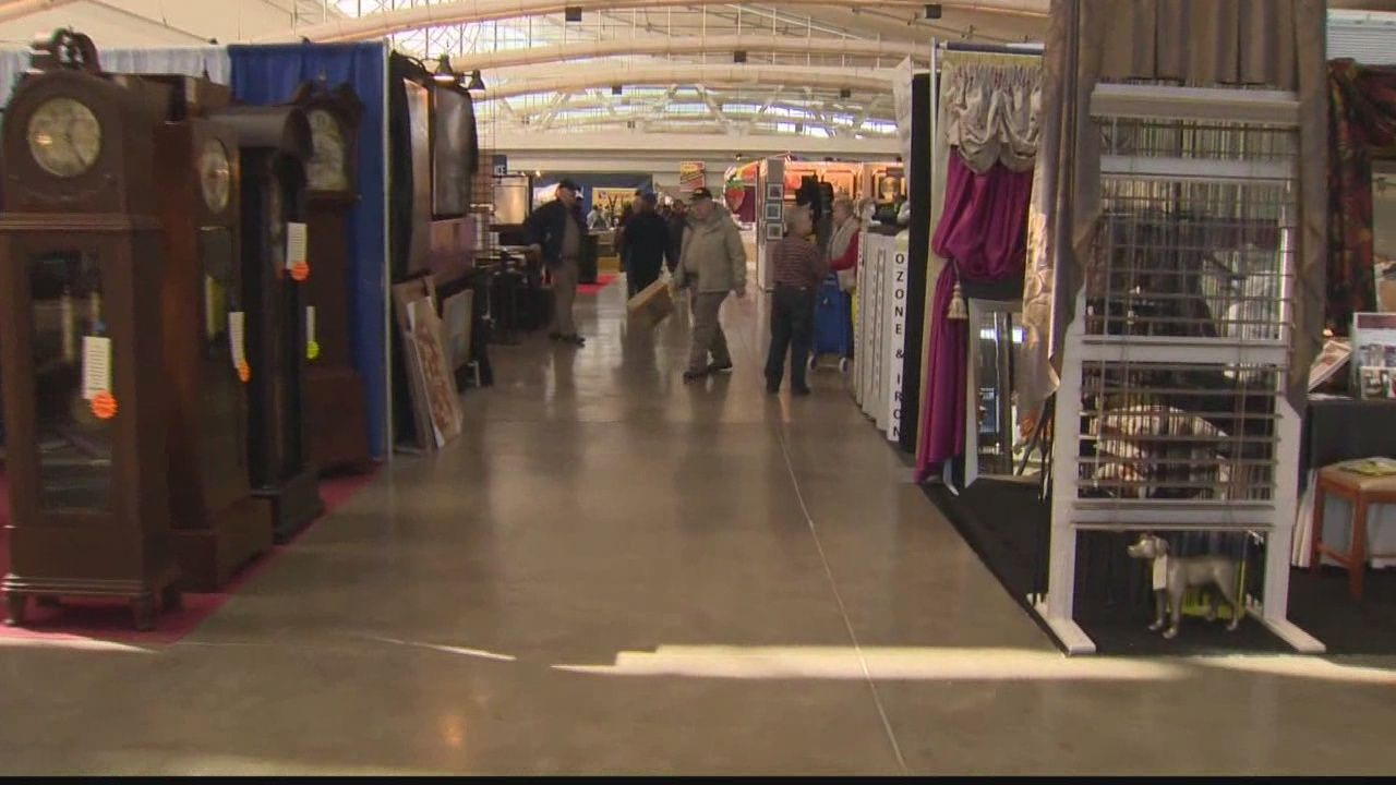 Annual home and garden show kicked off Friday