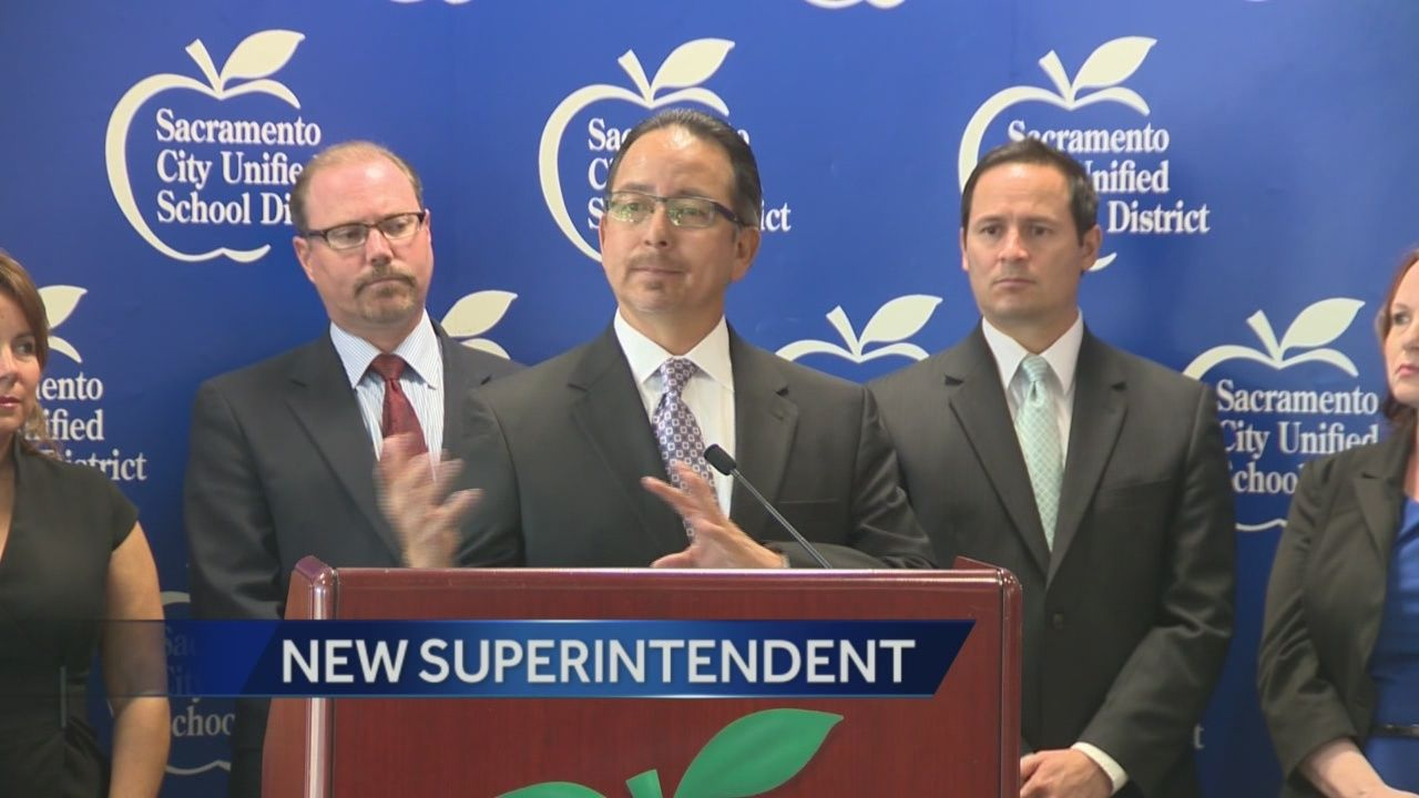 New Boss For Sacramento City Unified School District