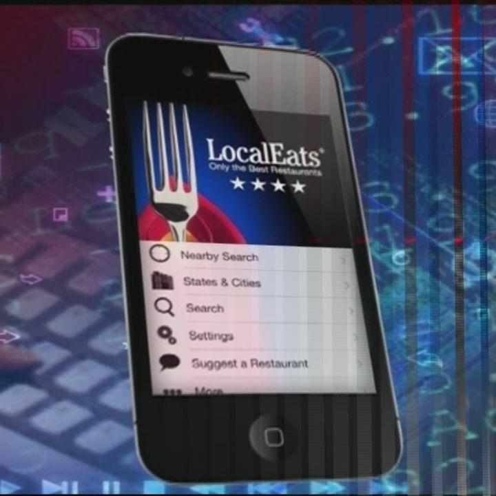 Tech Talk: Local Eats app