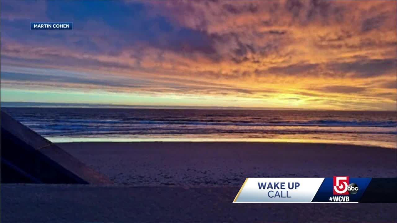 Wake Up Call: Amazing sunrise shots