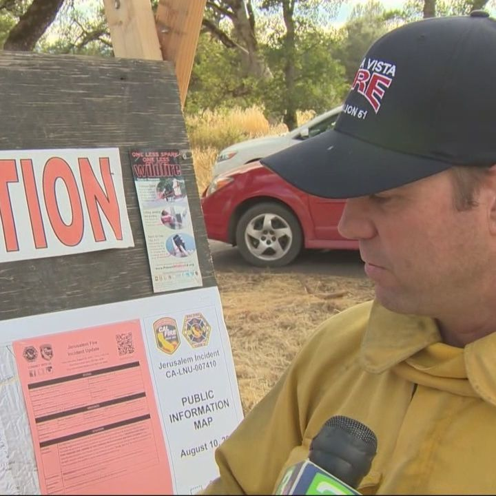 Double dose of Lake County fires unwelcome sight to residents
