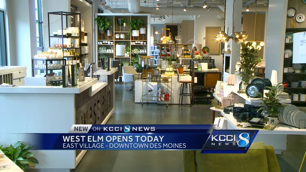 First West End store opens in Iowa