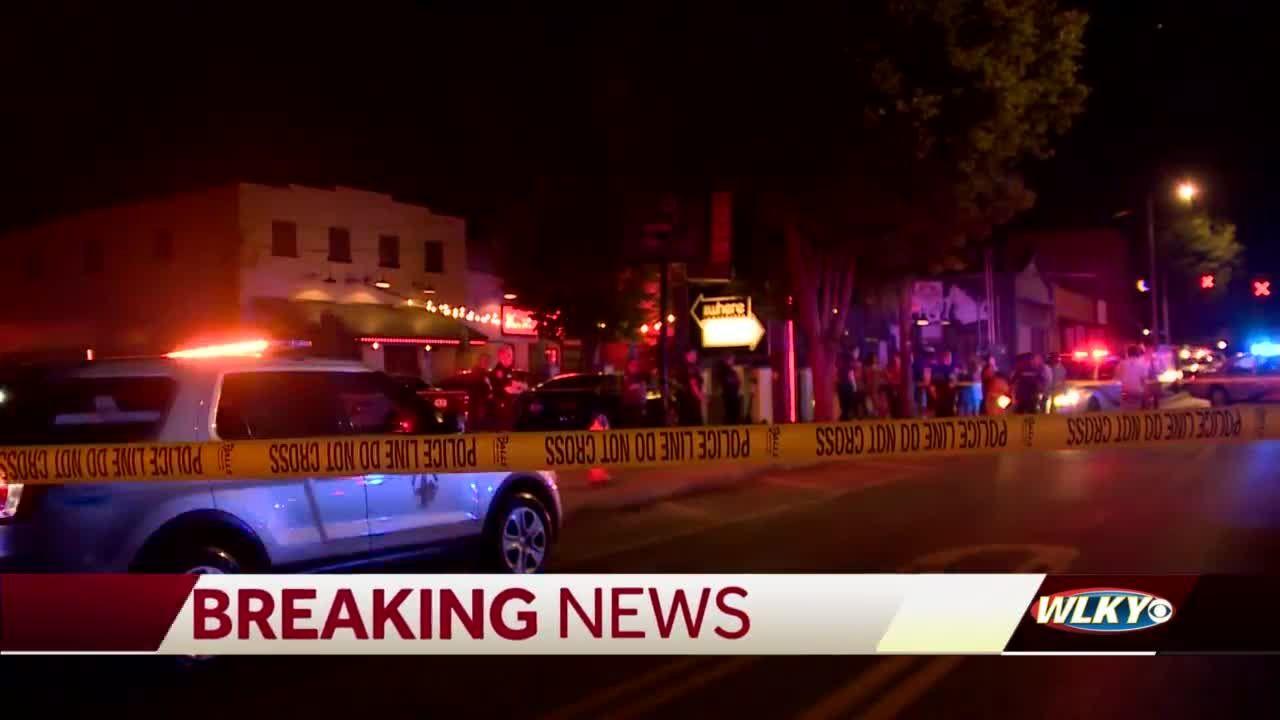 LMPD: Man shot, killed outside popular Highlands bar