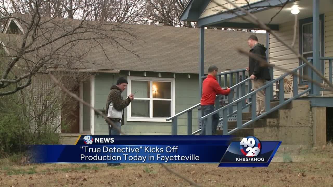 True Detective Films In Fayetteville