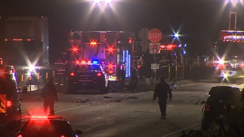 Crash on Route 22 in Murrysville kills man