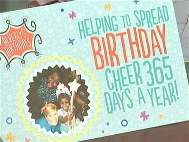 Beverly's Birthdays giving children more than just parties