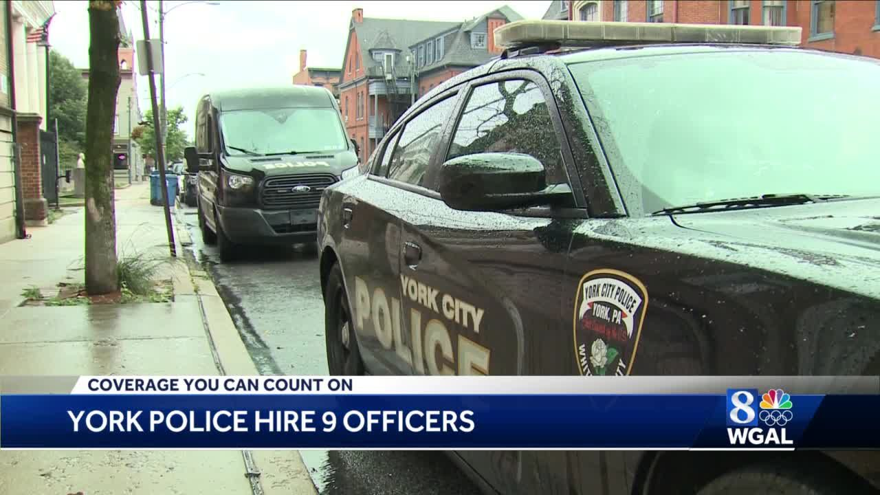 York City Police Department to add 9 more officers