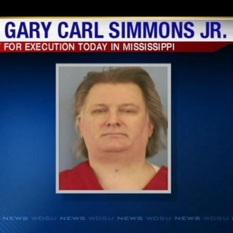Mississippi set to execute Simmons