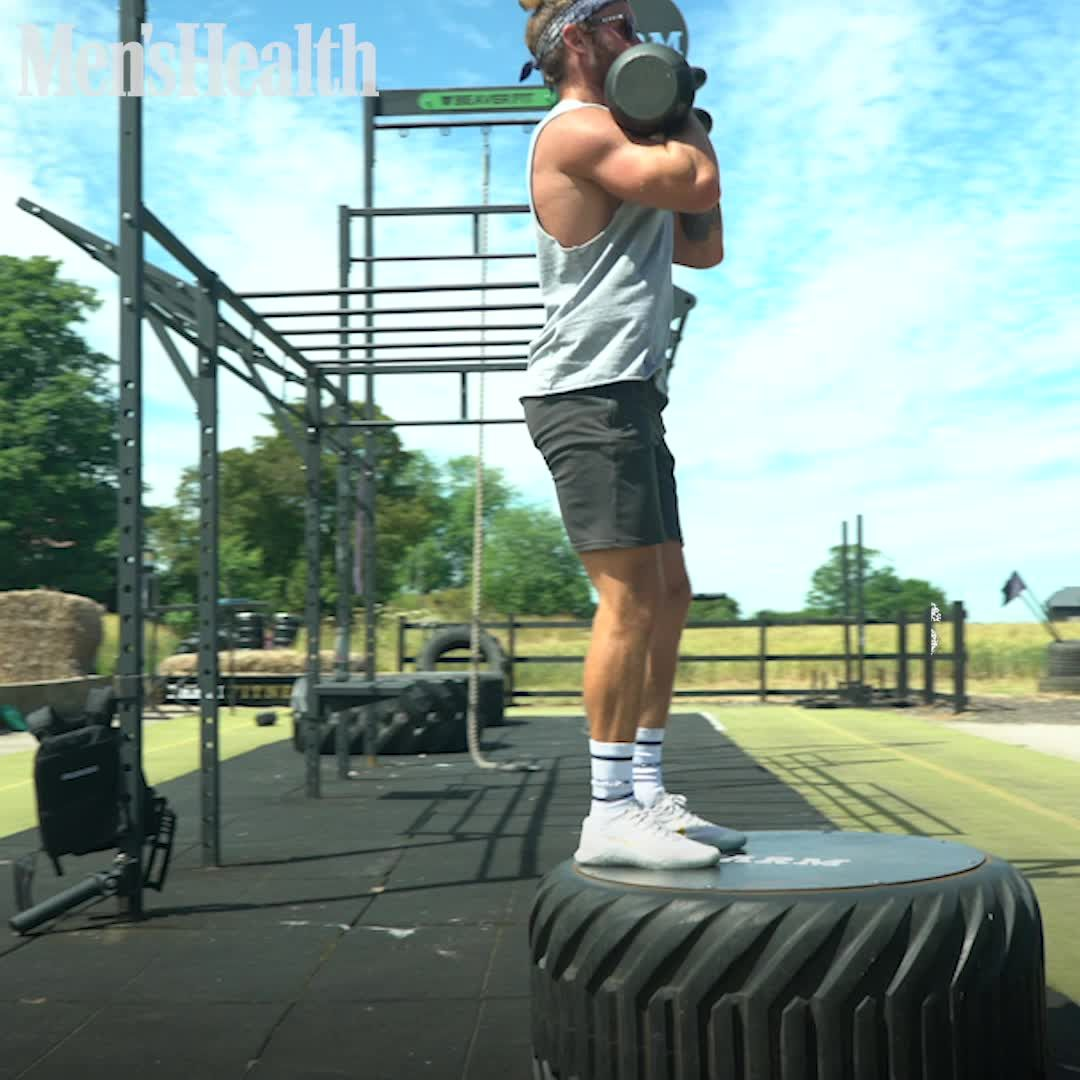 Our 'Structural Reinforcements' Workout Increases Strength and Stability While Building Your Abs