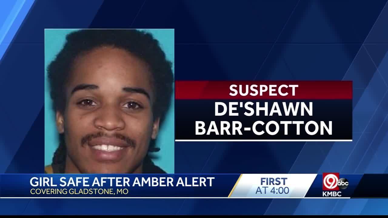 Amber Alert canceled, 2-year-old Gladstone girl found safe