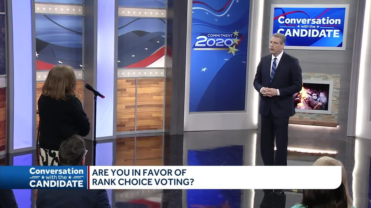 Conversation with the Candidate' with Tim Ryan: Online exclusive