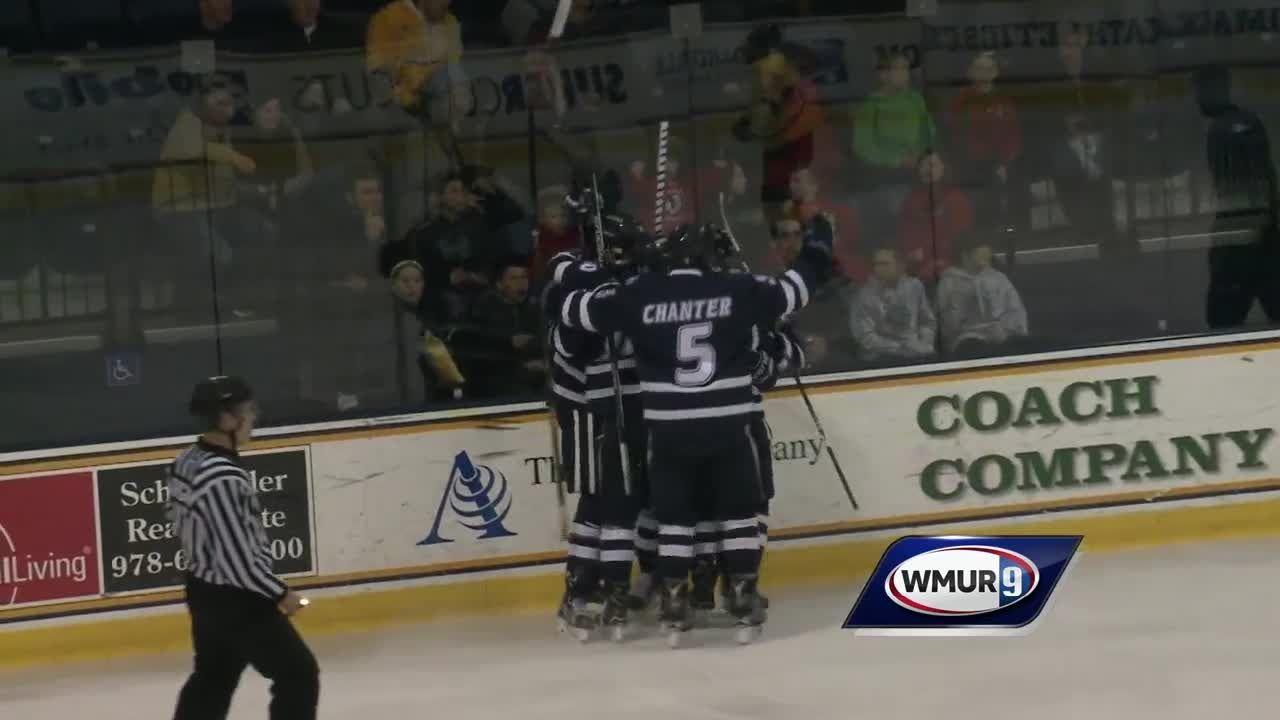 UNH hockey advances to Hockey East Quarterfinals