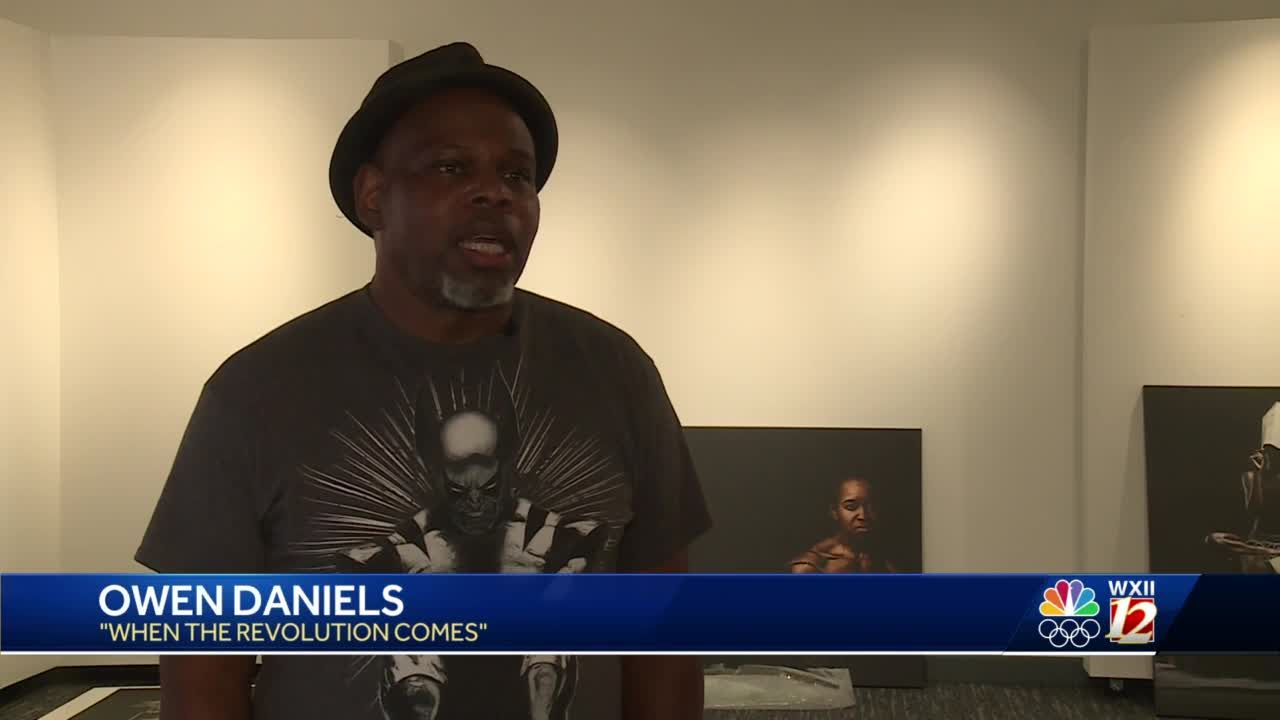 Winston-Salem's Milton Rhodes Center prepares to open featured exhibit ahead of Juneteenth