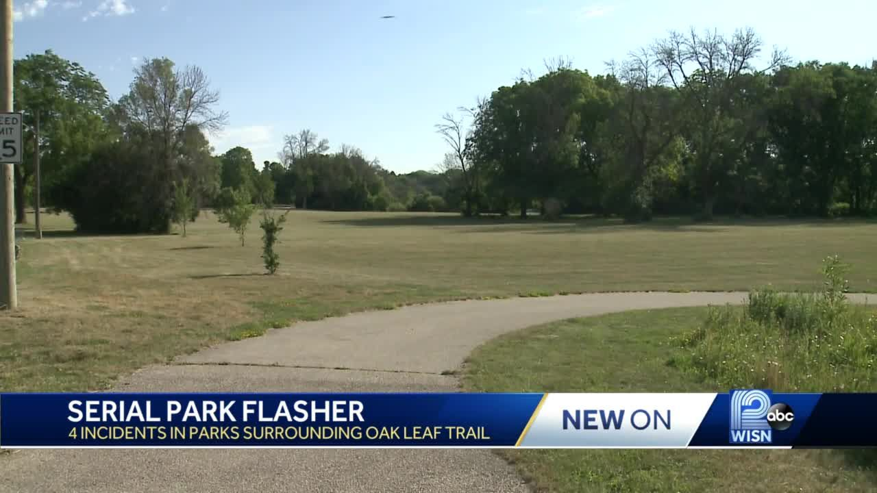 Deputies search for serial park attacker
