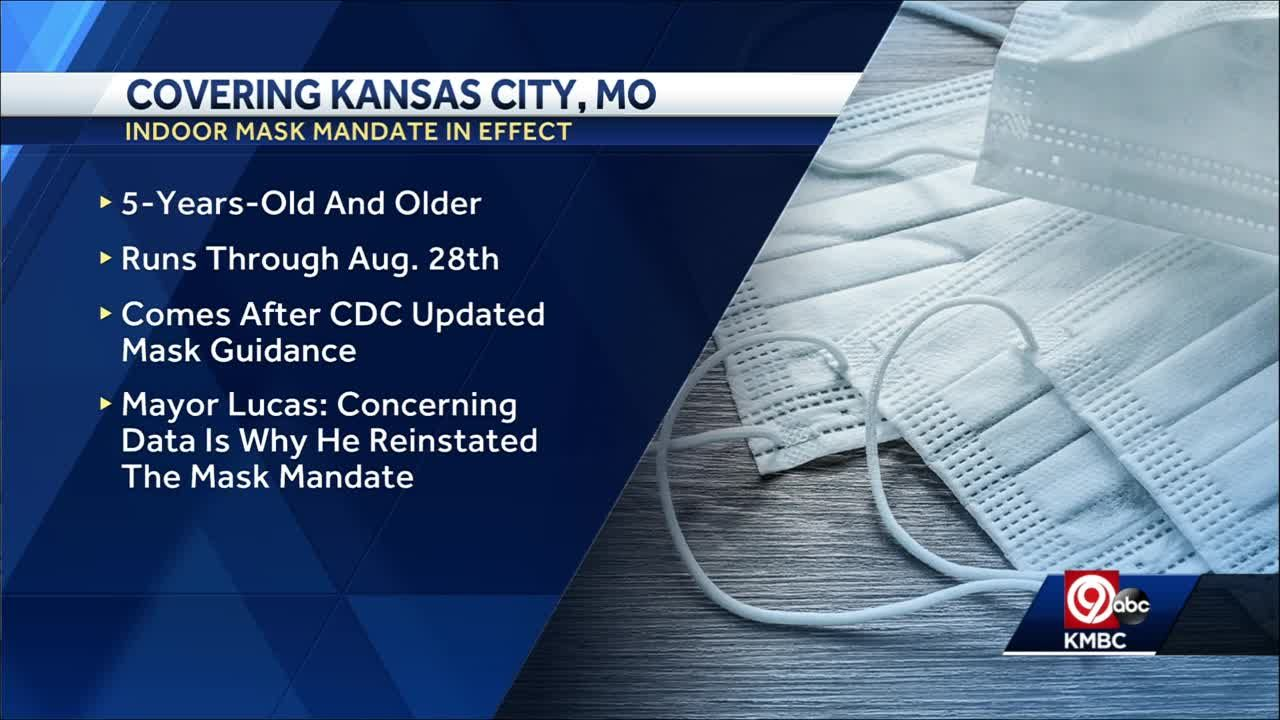 KCMO mask mandate now in effect