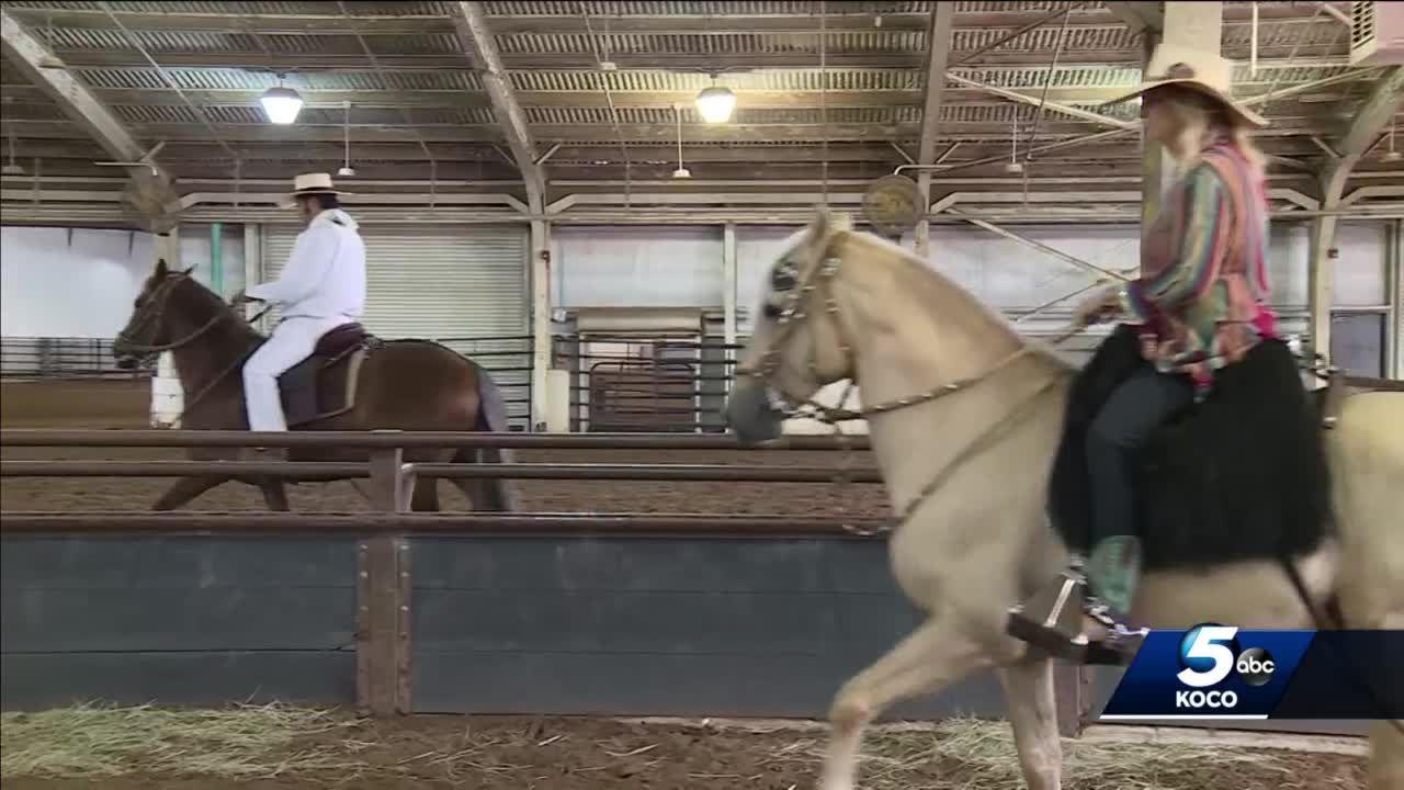 Oklahoma State Fair hosts North American Peruvian Horse Association National Show