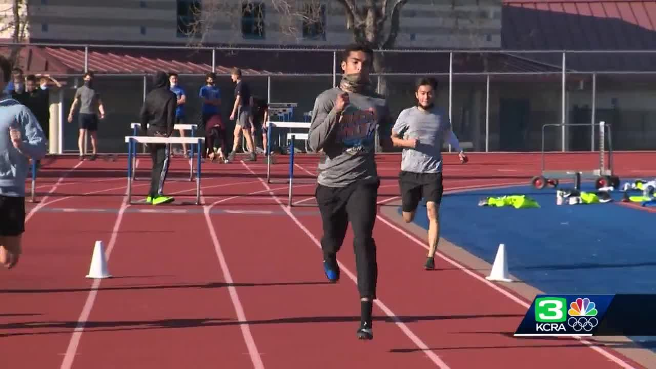 My58 Superstar: Rocklin teen is one of the fastest sprinters in the state