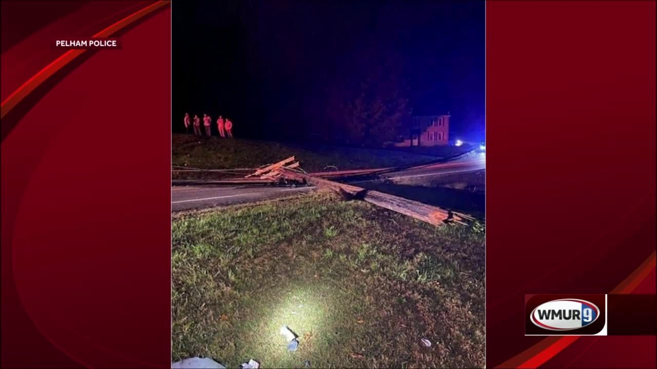 Rollover Crash in Pelham sends woman to the hospital