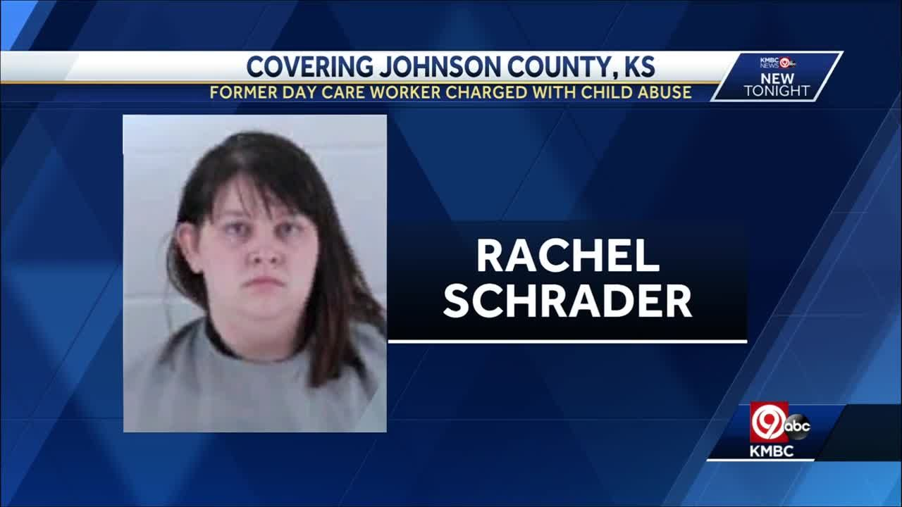 Former day care worker accused of abuse
