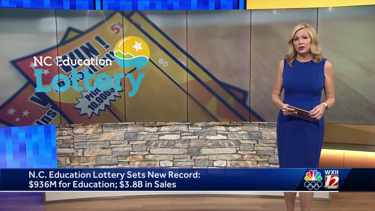 North Carolina lottery sets new record