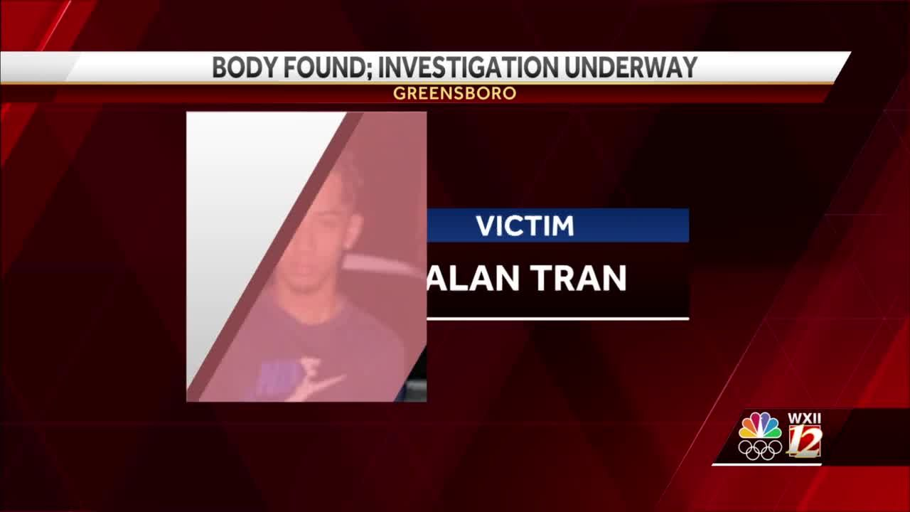Missing 19-year-old's body found in Greensboro; homicide investigation underway