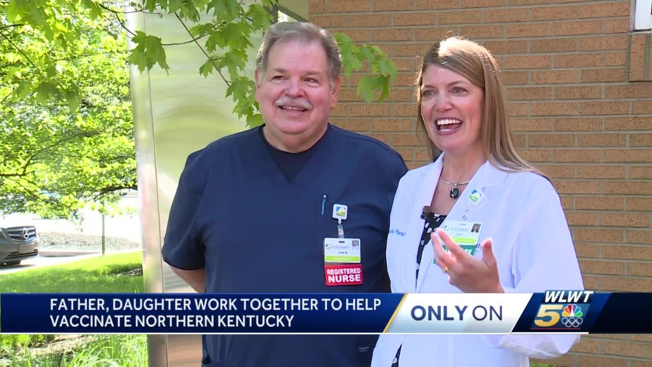 Call of duty and daughter brings Northern Kentucky nurse out of retirement to help in pandemic