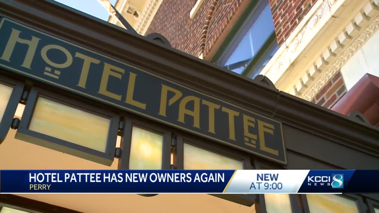 Ownership of Hotel Pattee changes hands for third time