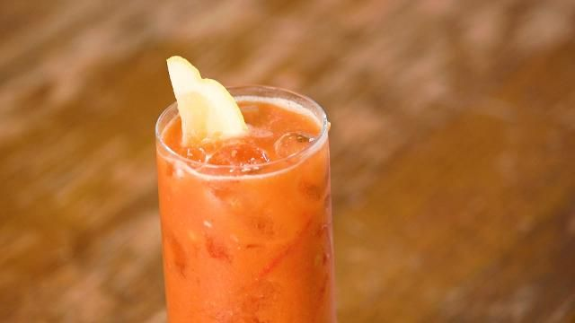How to Make a Smoked Blood Mary On the Grill