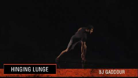 Enhance Your Athleticism with This Fast-Paced Lunge