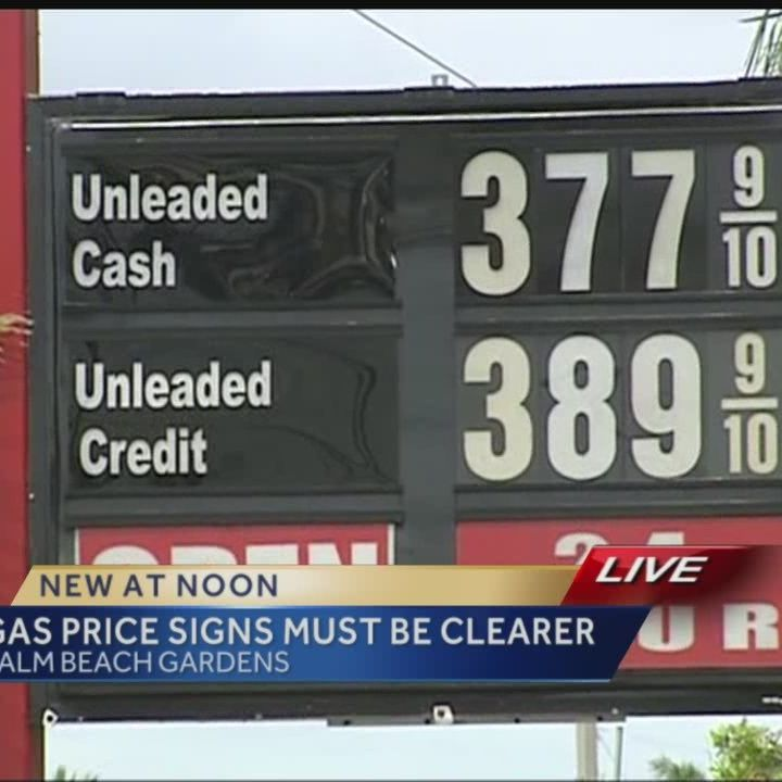 New ordinance requires both cash, credit prices on gas