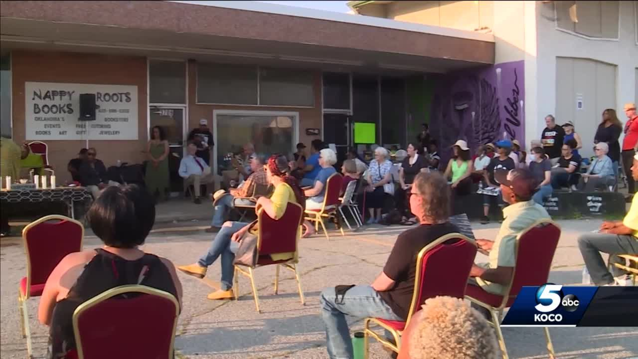 Nappy Roots Books hosts event remembering lives lost in Tulsa Race Massacre