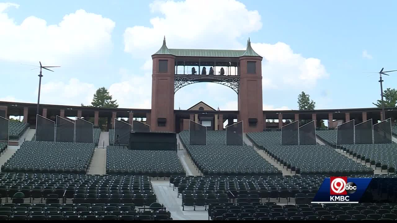 Starlight Theatre has plan to deal with Kansas City's heat during performances