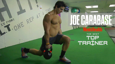 Next Top Trainer Finalist: Meet Joe Carabase