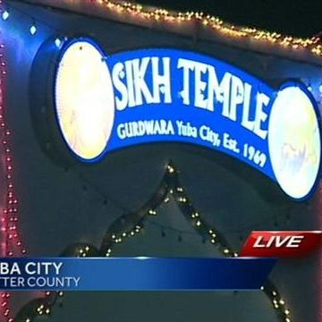 Man arrested after brawl, stabbing at Sikh temple